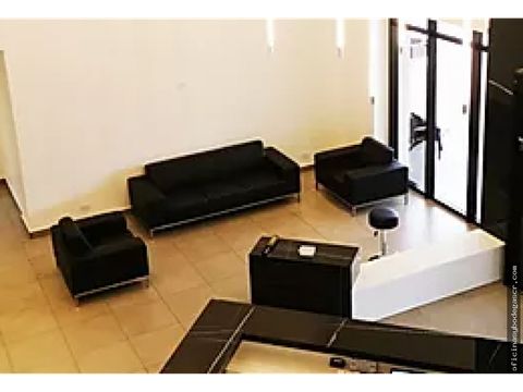 oficina en alquiler en oficentro en sabana