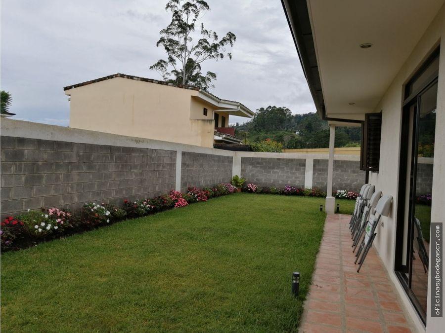 casa en venta en condominio en cartago