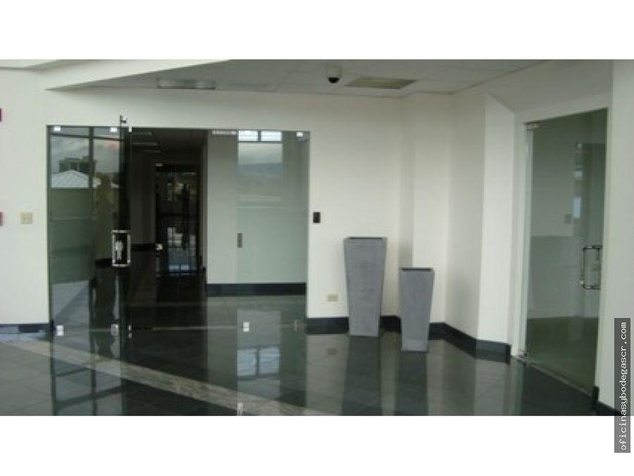 oficinas de alquiler guachipelin escazu