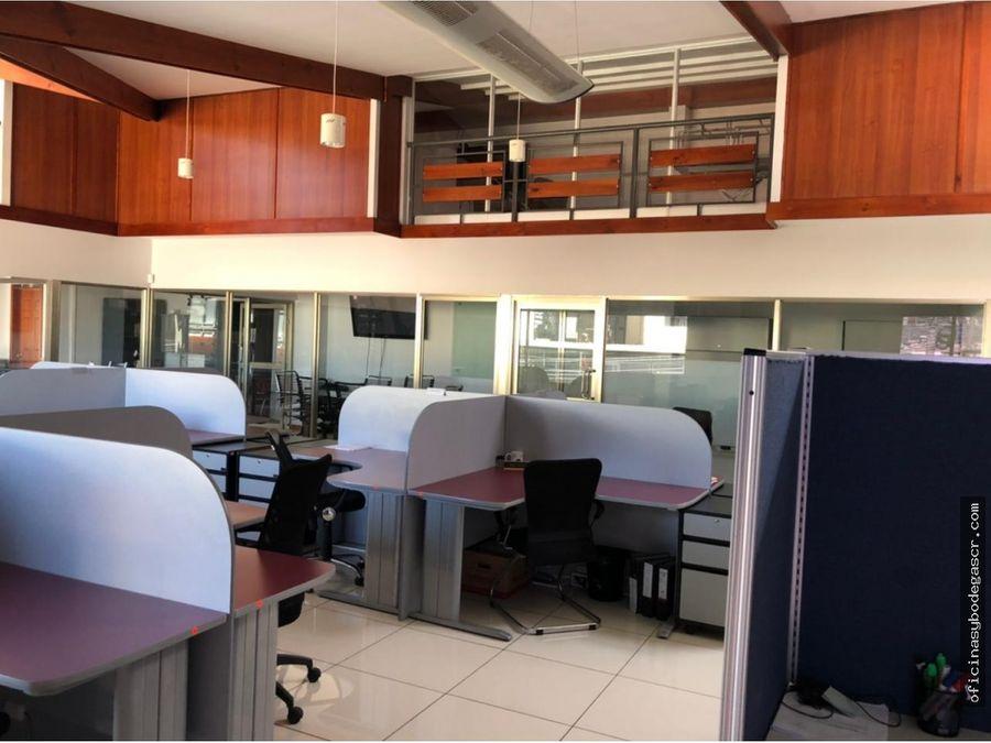 edificio comercial de oficinas en alquiler en uruca