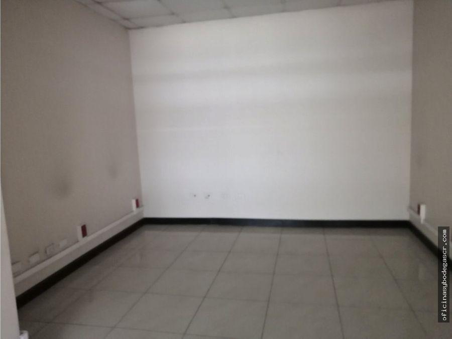 oficina en alquiler en paseo colon