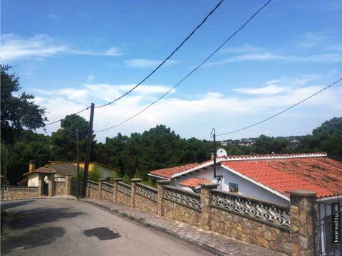 parcela edificable por 3 casas en lloret blau