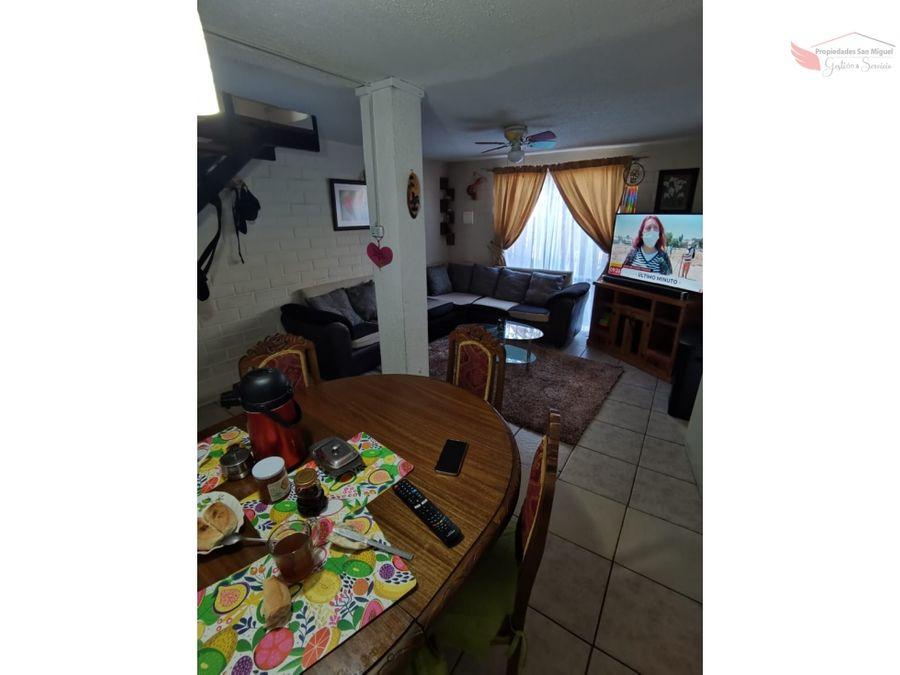 vendo casa 4d2b1e villa el abrazo maipu