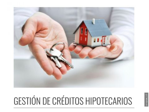 gestion de creditos hipotecarios