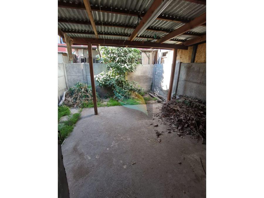 vendo casa 2d1b1e villa los heroes maipu