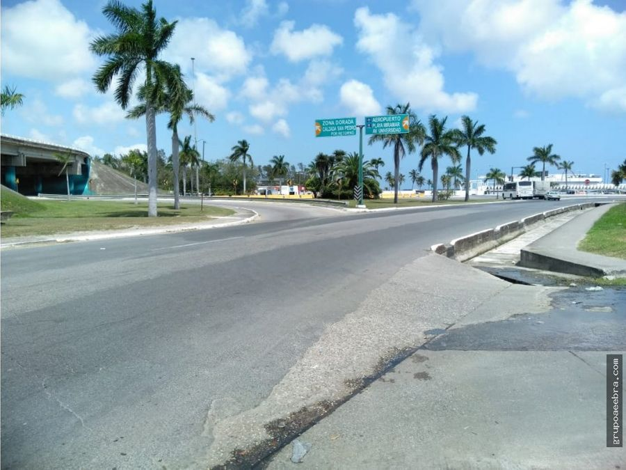 renta local frente a aeropuerto