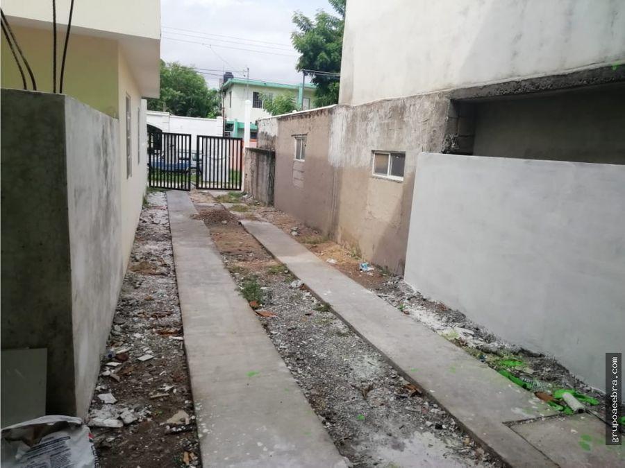 casa en venta col sahop ciudad madero