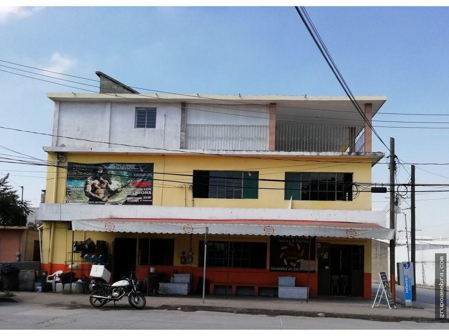 edificio en venta col corredor industrial alt