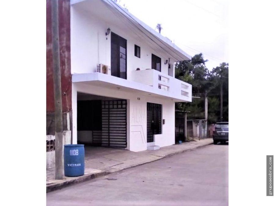 edificio en venta o renta en tampico