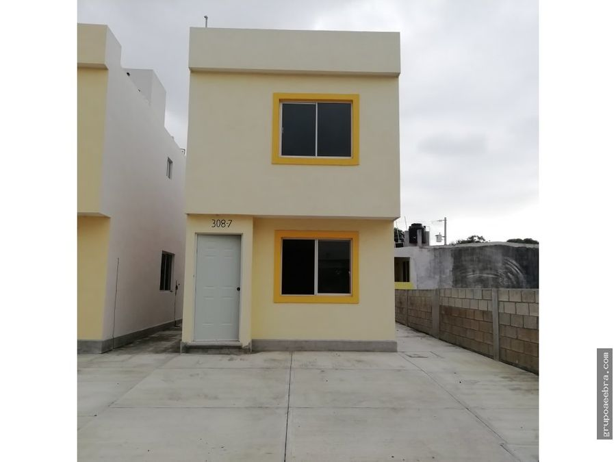 casa en venta col la paz tampico
