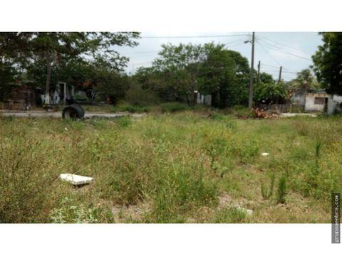 terreno en venta jardines de champayan tampico