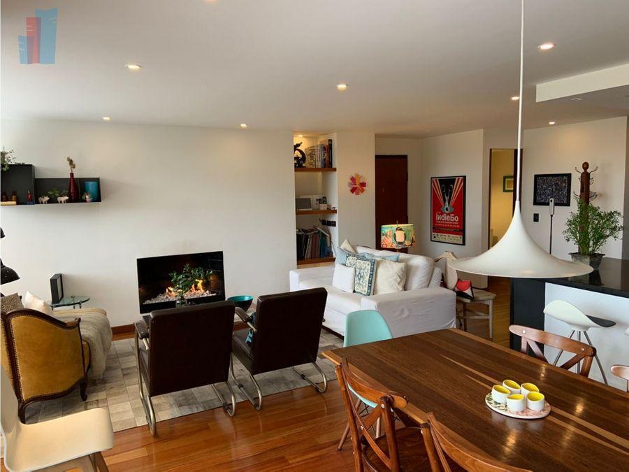 se vende apartamento en nogal