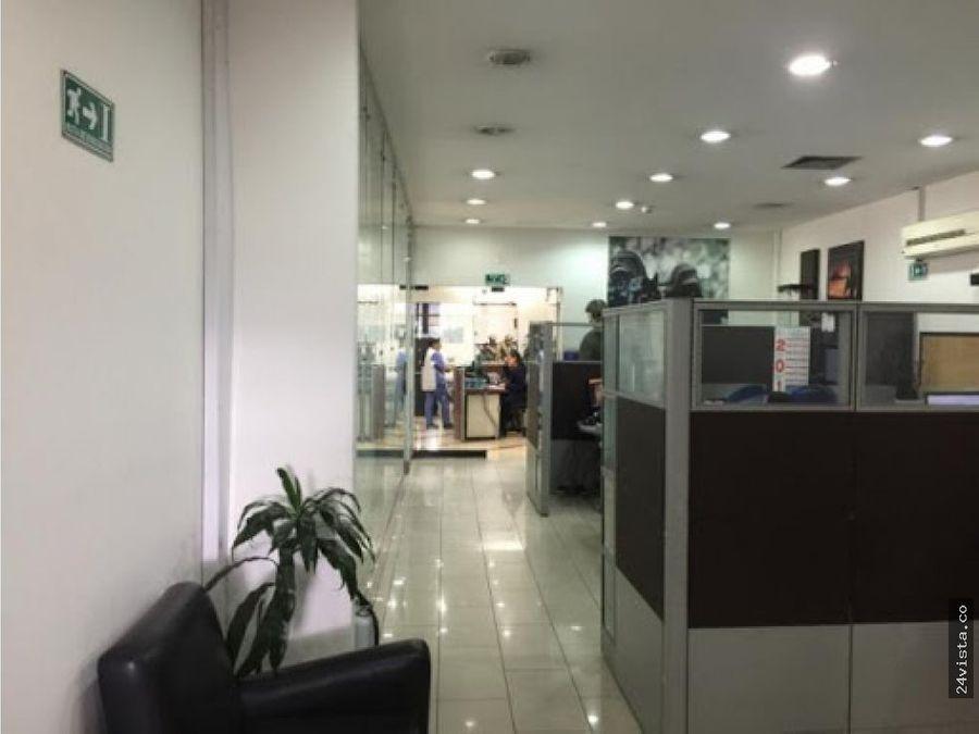 se vende oficina en ciudad salitre 70