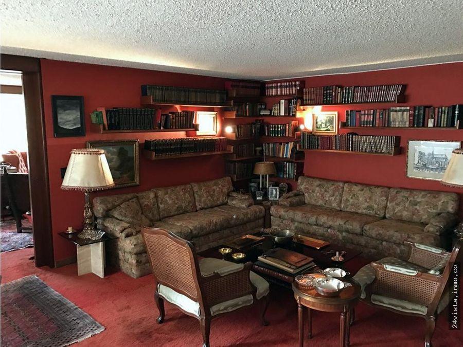 se vende apartamento en la cabrera