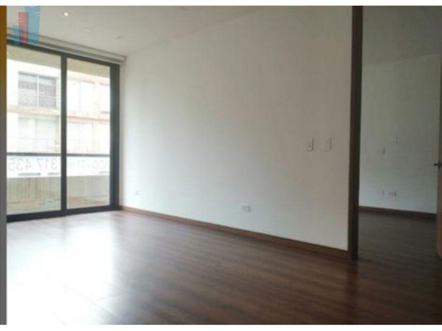 se vende apartamento en chico reservado