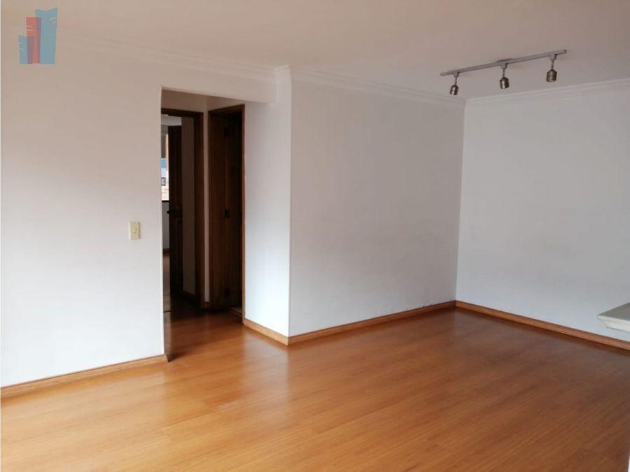 apartamento en arriendo chico