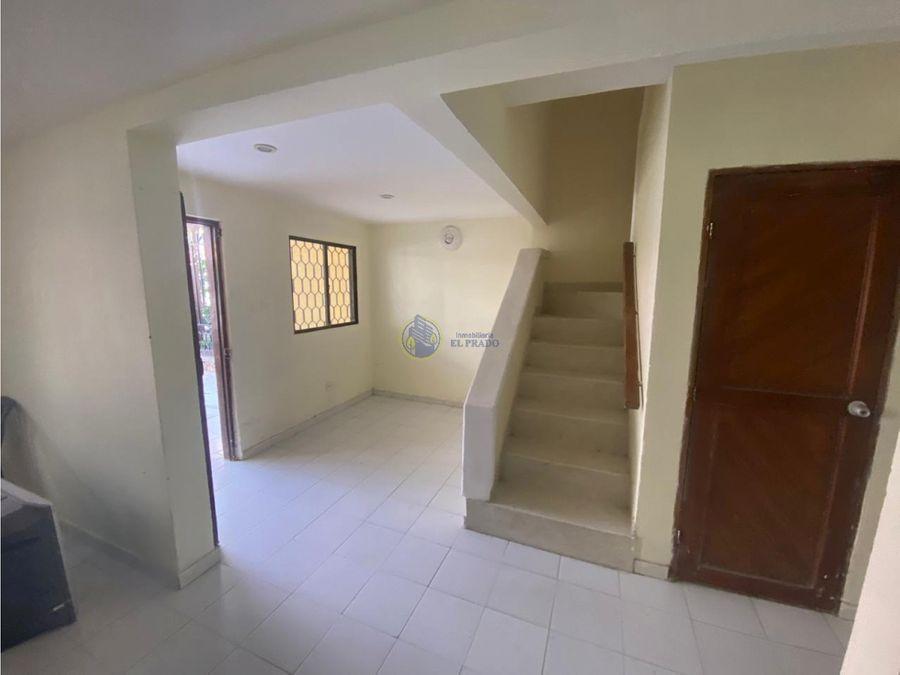 se vende casa en urbanizacion trinidad unimag