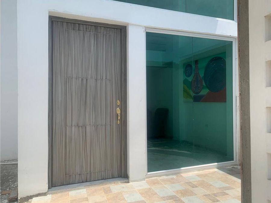 se vende hermosa casa en la paz con vista al mar