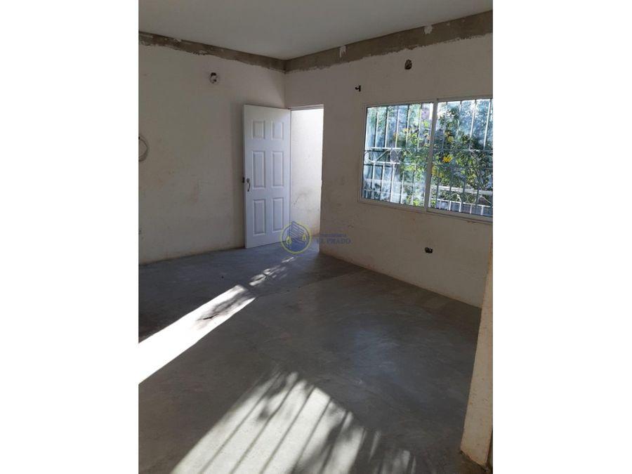 se vende casa de oportunidad bifamiliar urb tamaca