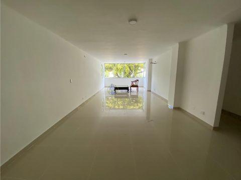 se vende apartamento en barrio bavaria