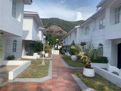 casa en venta conjunto residencial en el rodadero