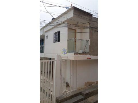 se vende casa en conjunto residencial gaira