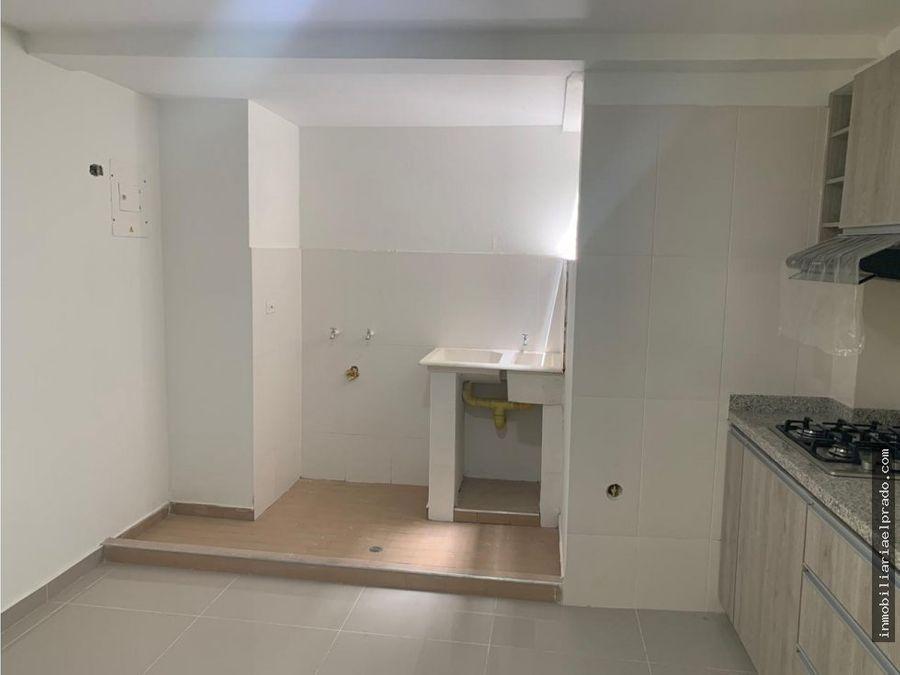 apartamento en venta en los almendros santa marta