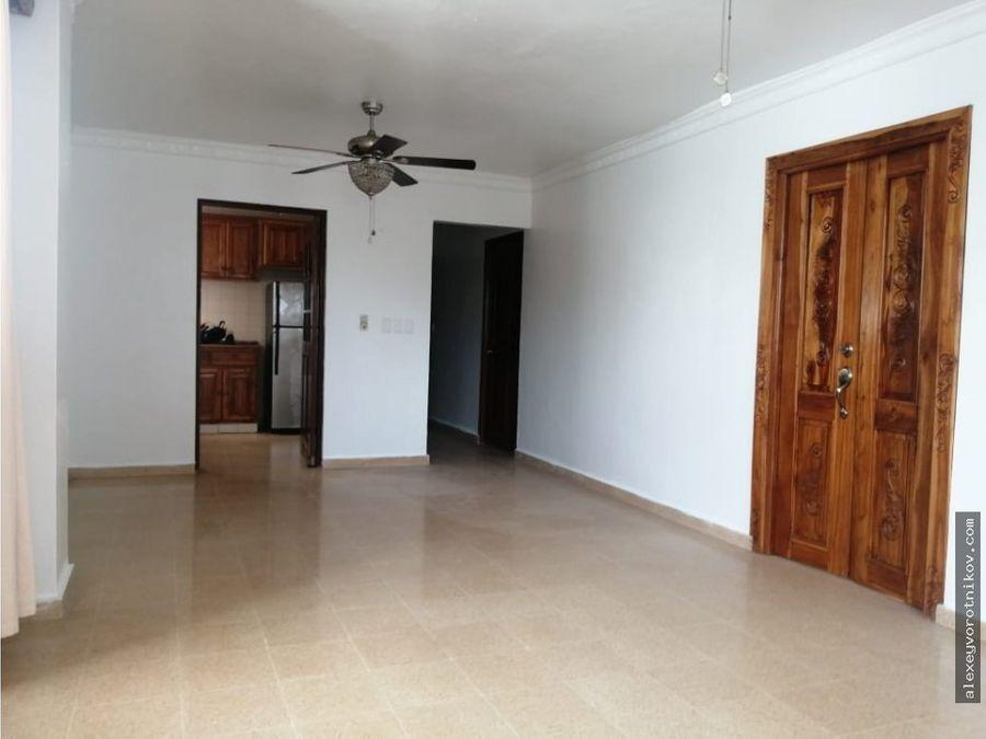 se vende se alquila apartamento ubicado en via porras