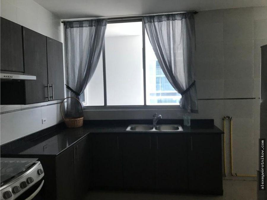 se alquila apartamento en ph palm ubicado en obarrio mg