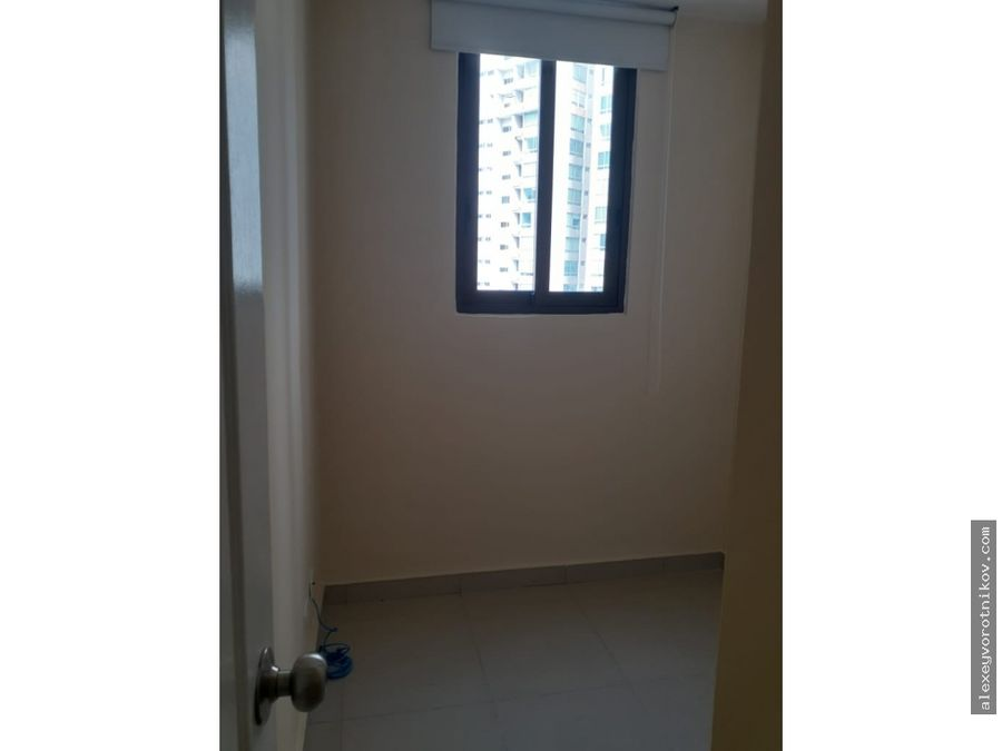 se alquila apartamento en san francisco bay con linea blanca mg