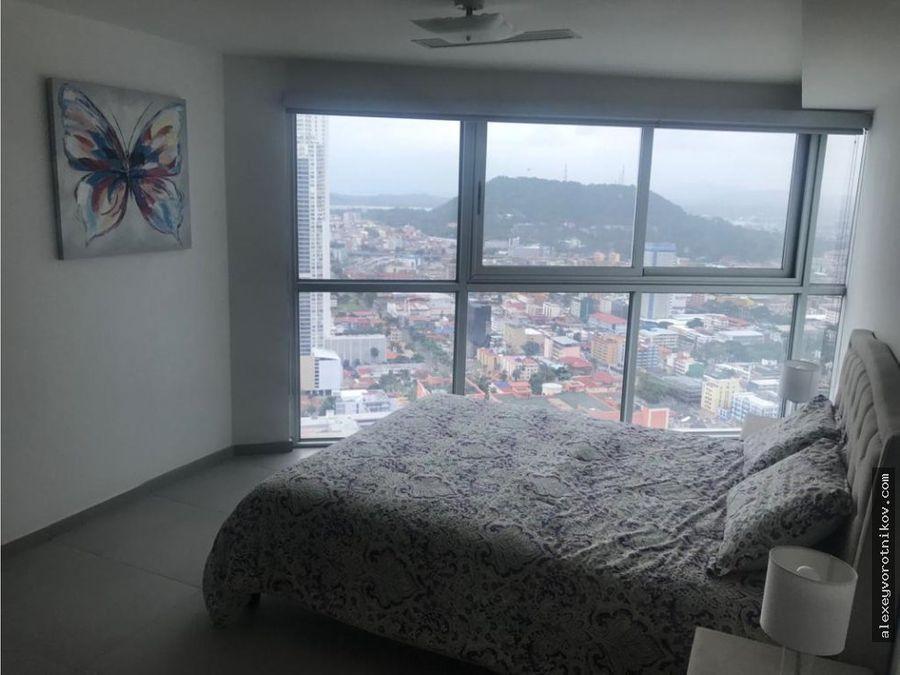se alquila apartamento en yatch club ubicado en avenida balboa mg
