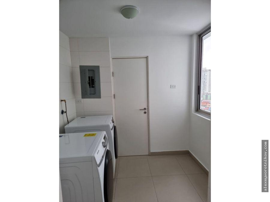 se alquila apartamento ubicado en el carmen