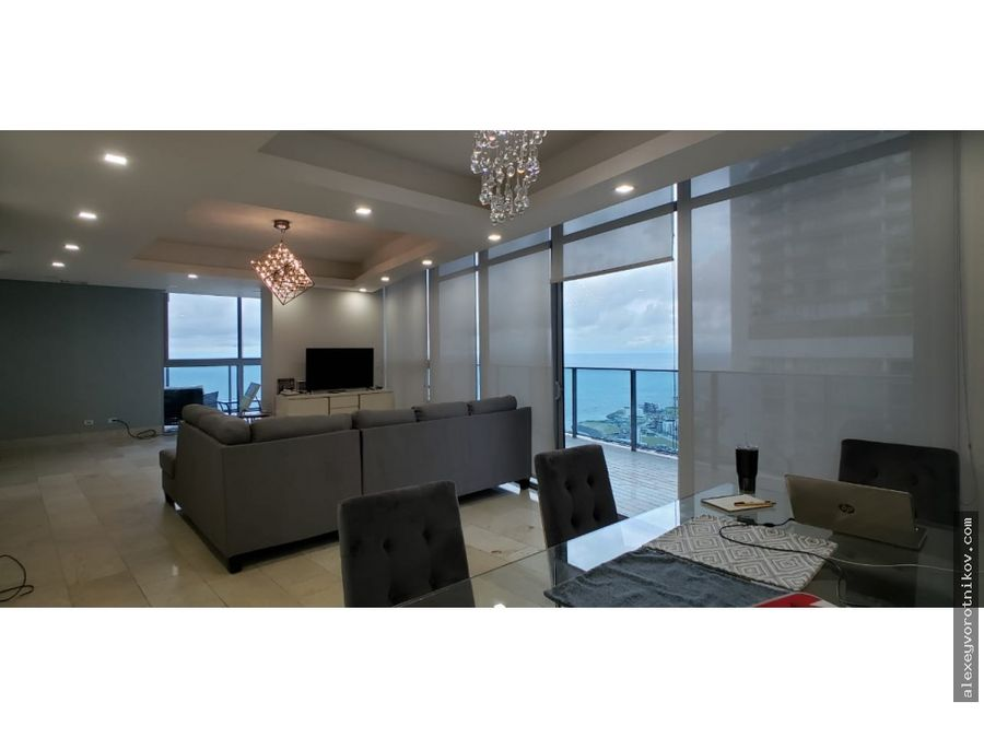 se alquila apartamento en ph grand tower mg