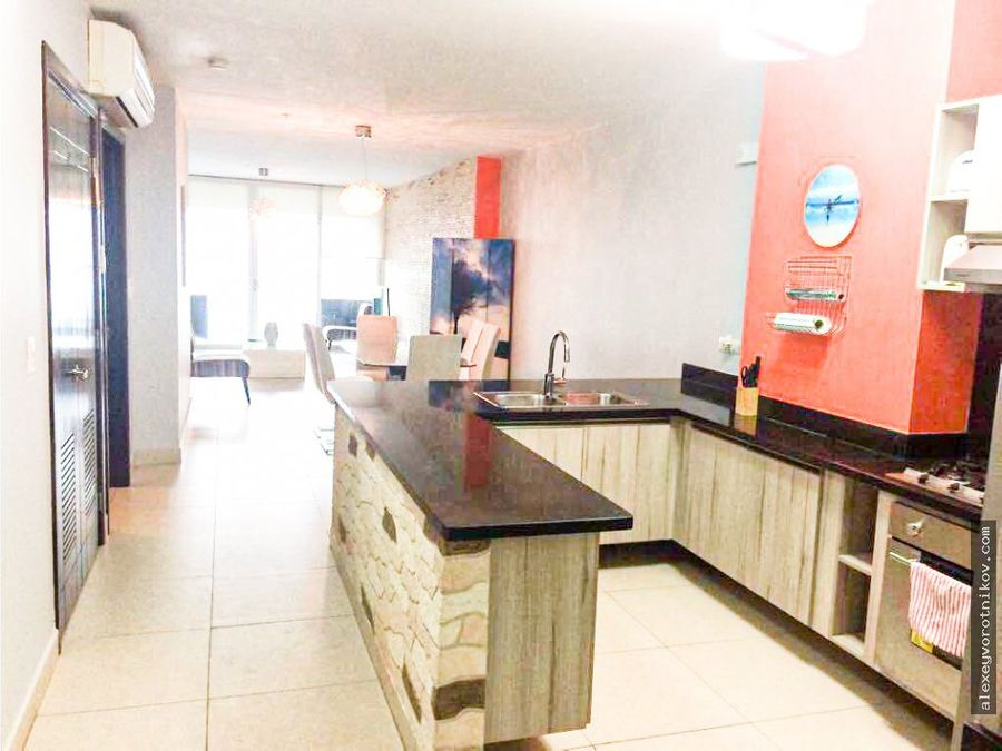 hermoso apartamento en ph rivage mg