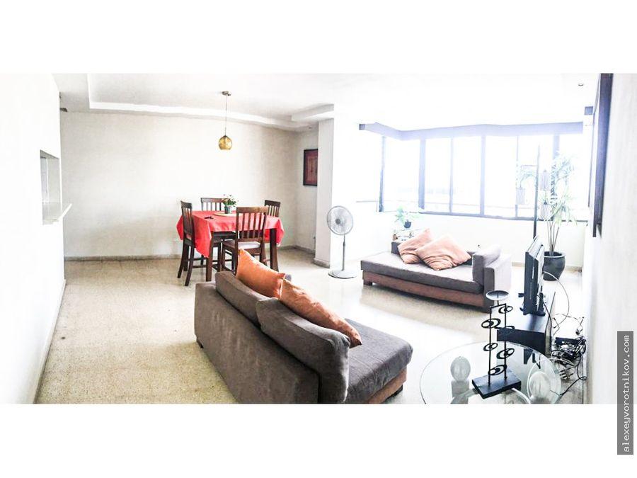 amplio apartamento ubicado en el carmen via argentina