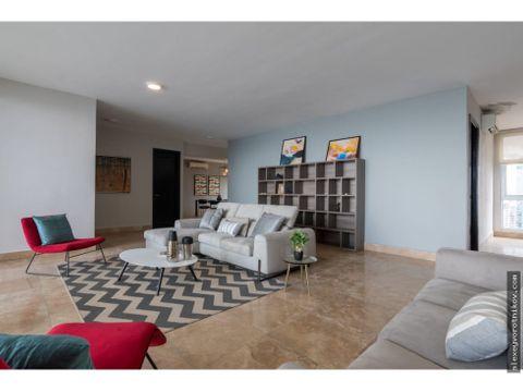 se vende apartamento en punta pacifica en ph q tower