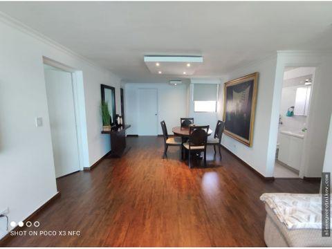 se vende apartamento remodelado en ave balboa mg