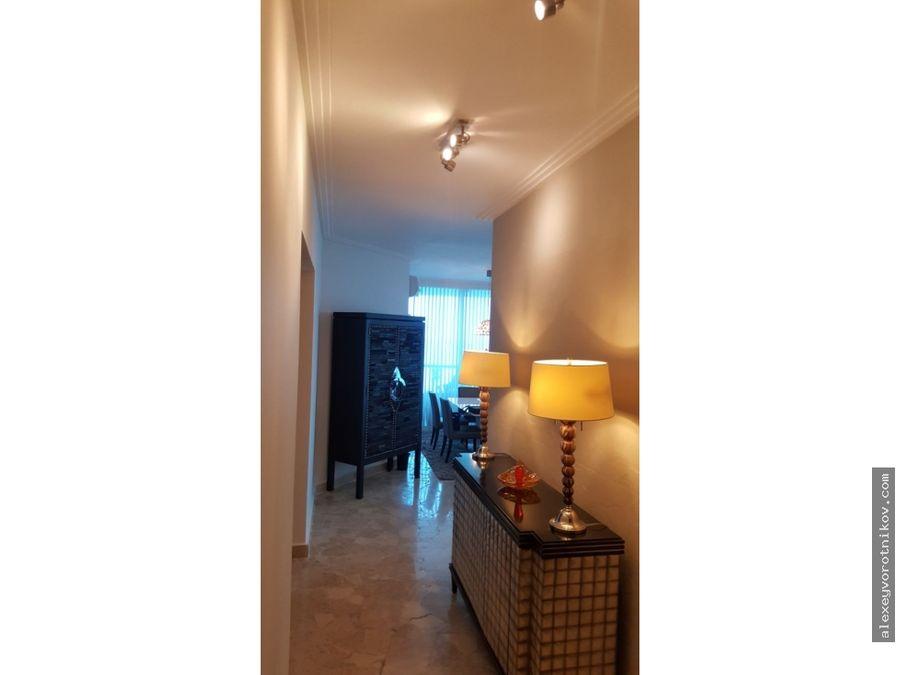se alquila apartamento en sky residences mg