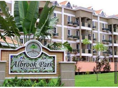 alquiler apartamento amueblado en albrook
