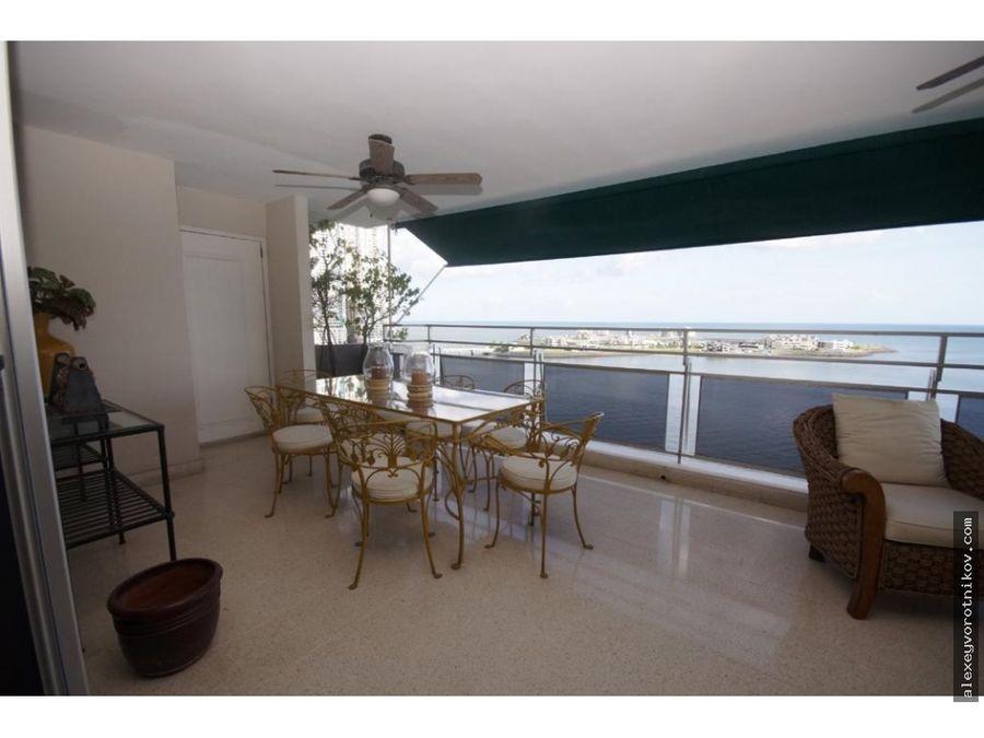 se vende apartamento en torre del mar en paitilla mg