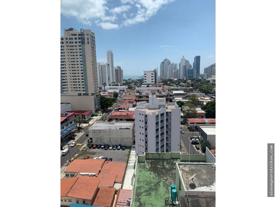se alquila apartamento en red point mg