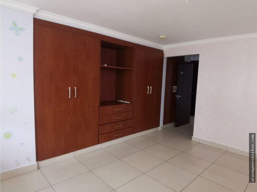 se vende amplio apartamento ubicado en paitilla de 300mts mg