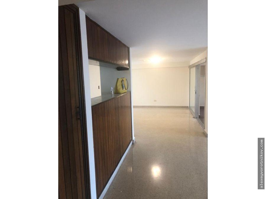 amplio apartamento ubicado en calle 68 san francisco mg