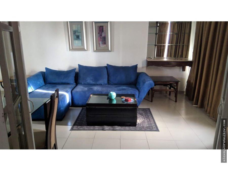 alquiler de apartamento ubicado en ave balboa con hermosa vista mg