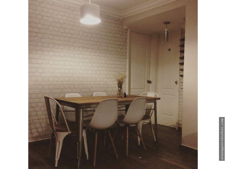 se vende hermoso apartamento ubicado en ph terrazas de san francisco
