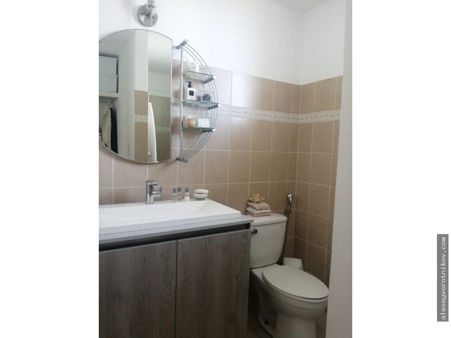 se vende apartamento ubicado en villa de la fuente