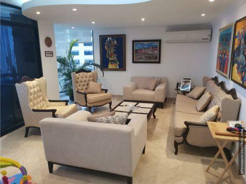 hermoso moderno re modelado apartamento en paitilla mg