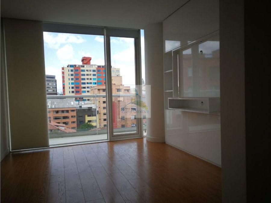 zs 833 apartamento en venta chapinero