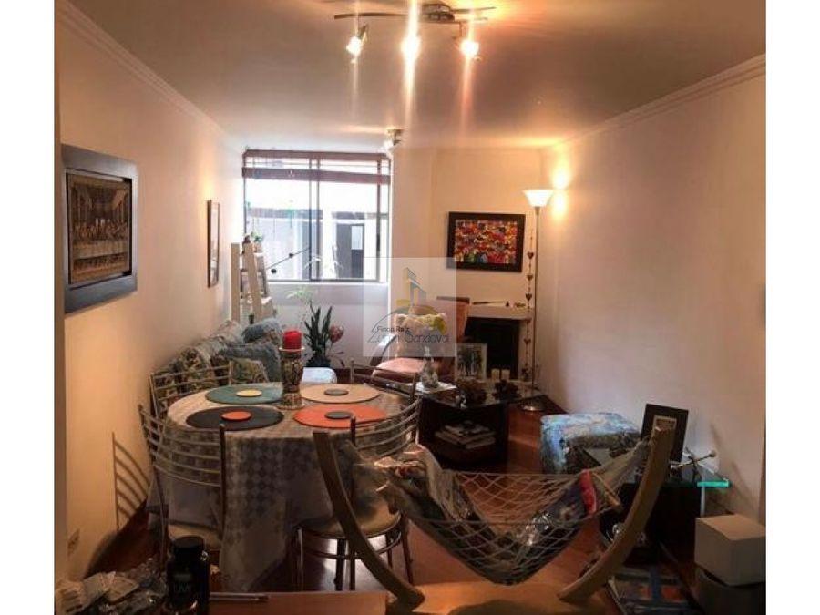 zjg 40 apartamento en venta pasadena