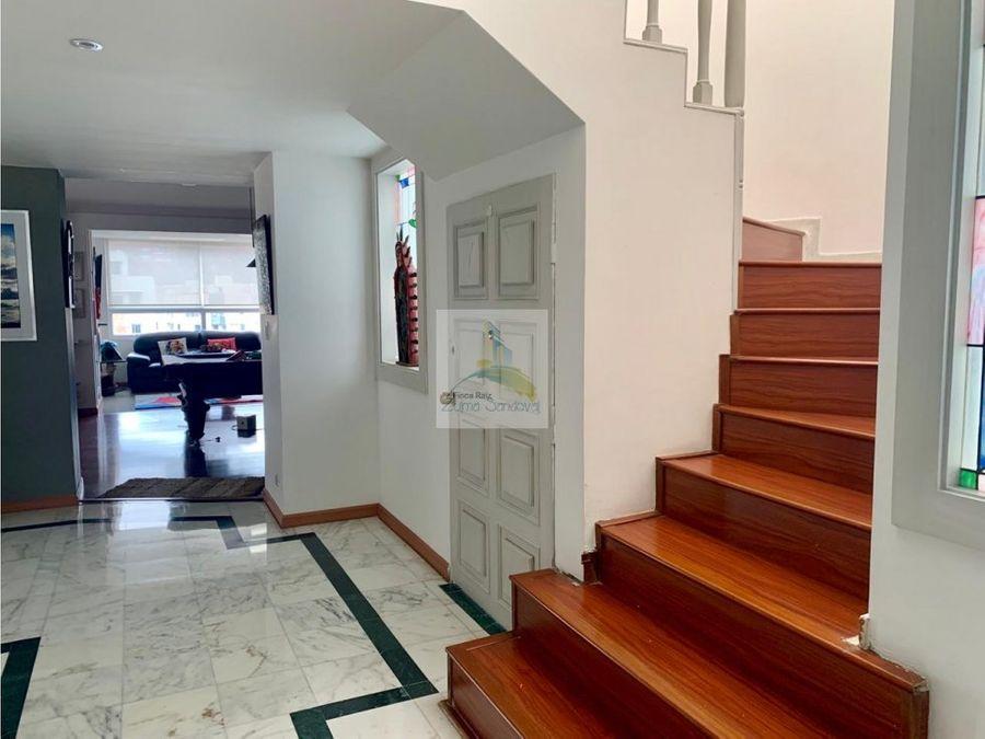zmh 1532 apartamento en venta santa barbara